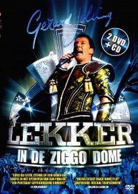 Cover Gerard Joling - Lekker in de Ziggo Dome [DVD]